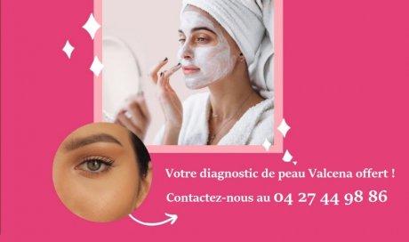 Questionnaire beauté : diagnostic de peau offert par votre centre de beauté à Lyon